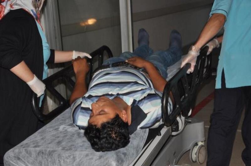 Pazardan aldıkları peynirden zehirlenen 3 kişi hastaneye kaldırıldı