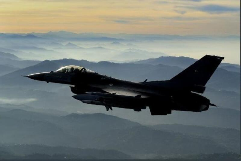 Irak kuzeyinde 3 terörist etkisiz hale getirildi