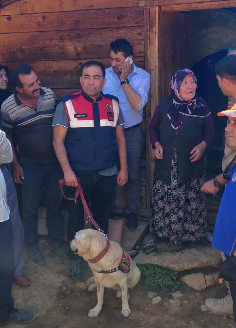 Mantar toplarken kaybolan kadın bulundu
