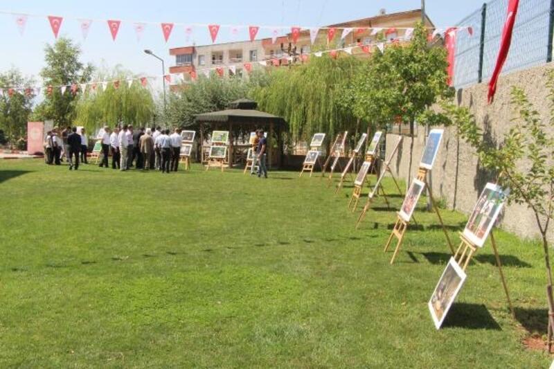 Şırnak'ta 'Tarım ve insan' konulu fotoğraf sergisi