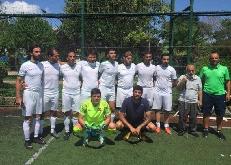 Çankaya Belediyesi Görme Engelliler Futbol Takımı yine zirvede