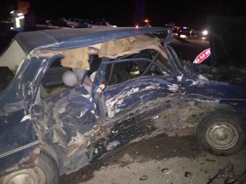 Çorum'da otomobiller çarpıştı: 2 ölü, 2 yaralı