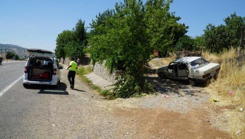 Adıyaman'da kaza: 3'ü çocuk 6 yaralı