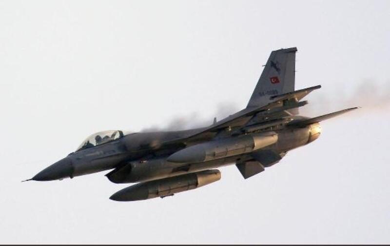 MSB: Irak kuzeyinde en az 4 terörist etkisiz hale getirildi