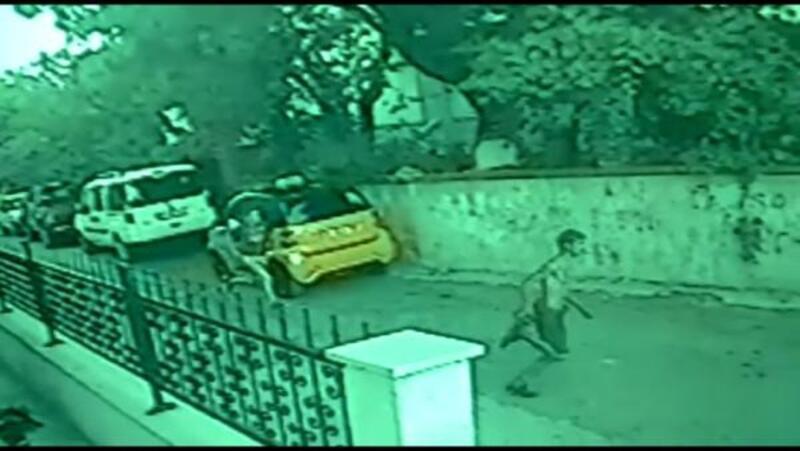 Kapkaç şüphelisi 2 çocuk yakalandı