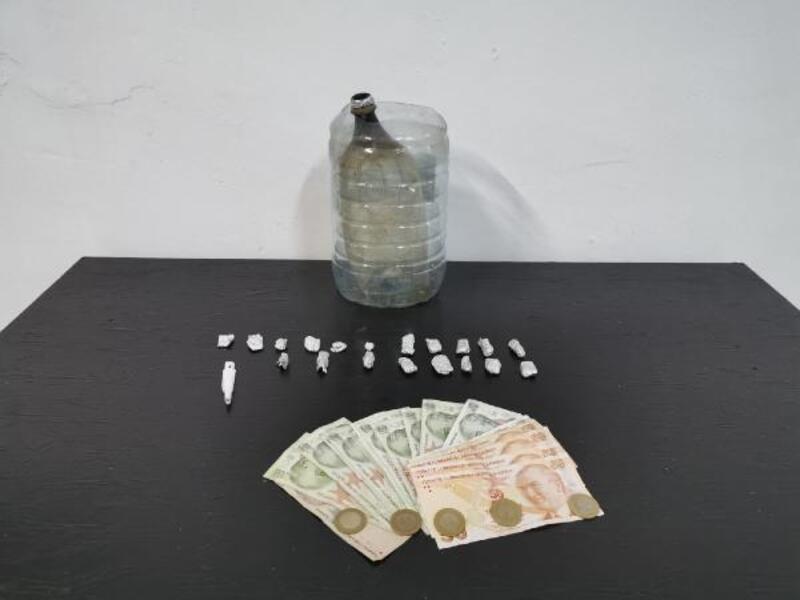 Adıyaman'da uyuşturucuya 6 gözaltı