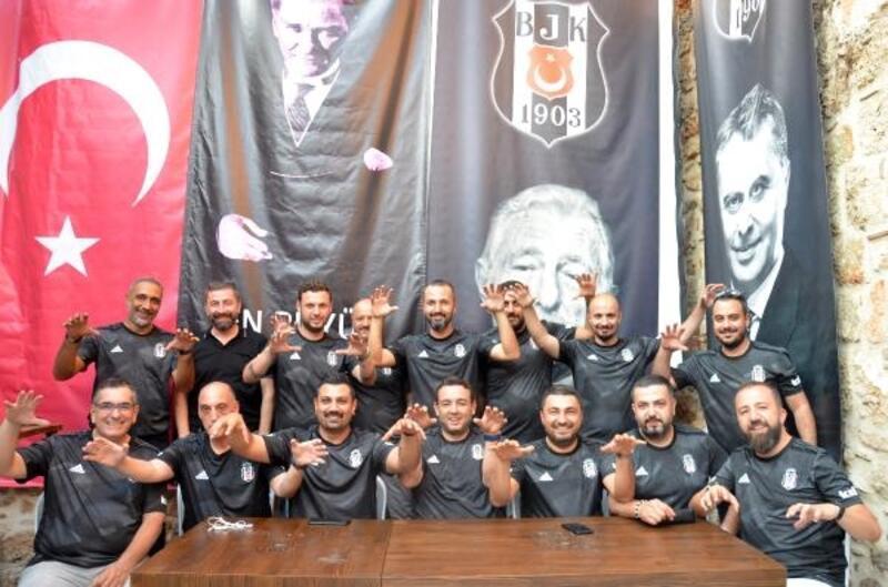 Beşiktaşlılar derneğine taze kan