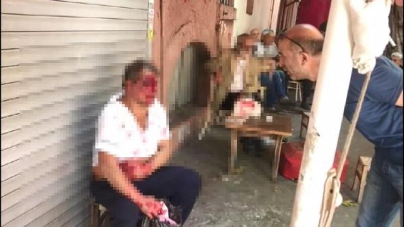 Beyoğlu'nda çocuğu taciz ettiği iddia edilen kişi önce darp edildi sonra bıçaklandı