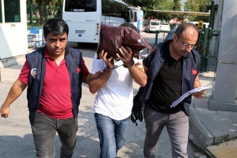 Mersin'de çaldı, Adana'da yakalanıp tutuklandı