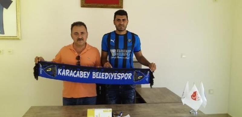 Karacabey Belediyespor transfere doymuyor