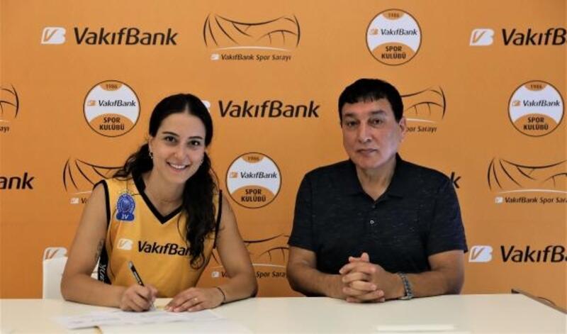 VakıfBank, Pınar Eren Atasever'i transfer etti