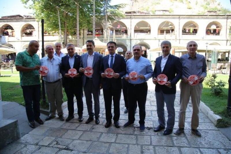 Tokat'ta, 'Tokat'ı sev, Tokat'ta üret, Tokat'ta tüket' kampanyası