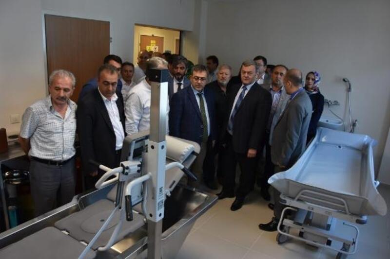 İl Sağlık Müdürü Akan: Bursa'da 9 bin 500 yatak sayısına ulaştık