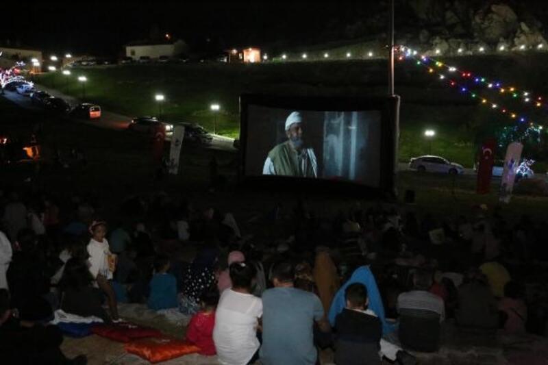 Sivrihisar'da açık hava sinema geceleri