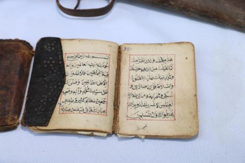 Yatağan'da, 1000 yıllık el yazması Kur'an bulundu
