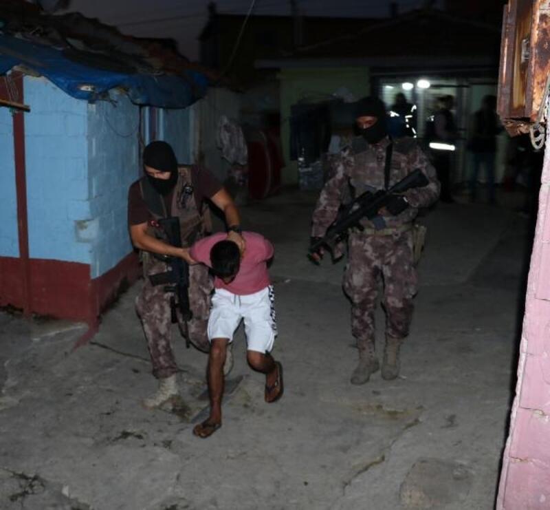 Keşan'da 'uyuşturucu madde' operasyonu: 9 tutuklama