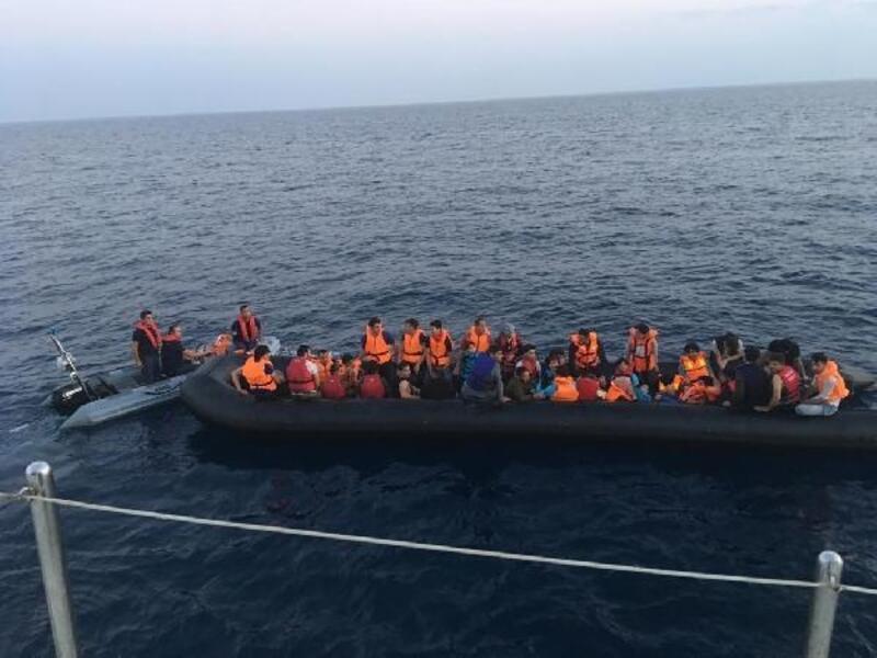 Edirne'de 37 kaçak göçmen yakalandı