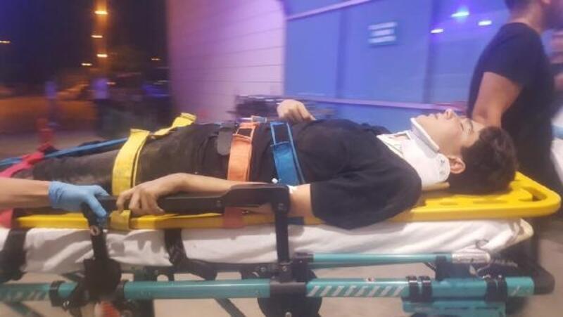 Talha'nın yaralanmasına neden olan asansör mühürlendi