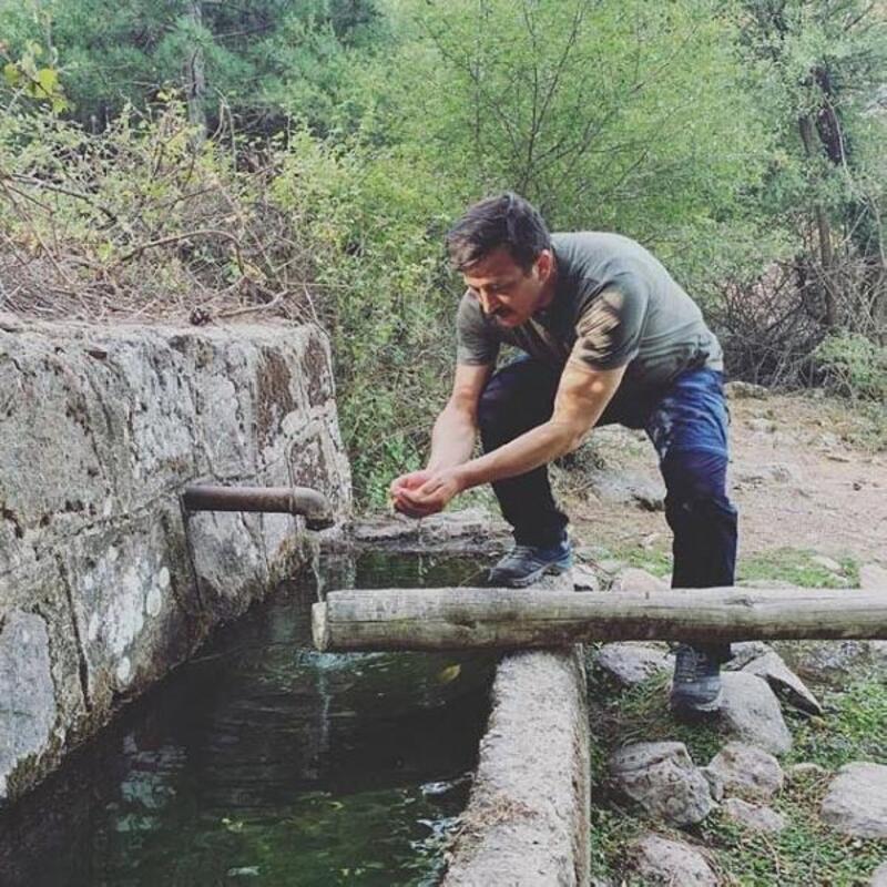Ak Partili Dağ'dan Karagöl'de doğaya saygı mesajı