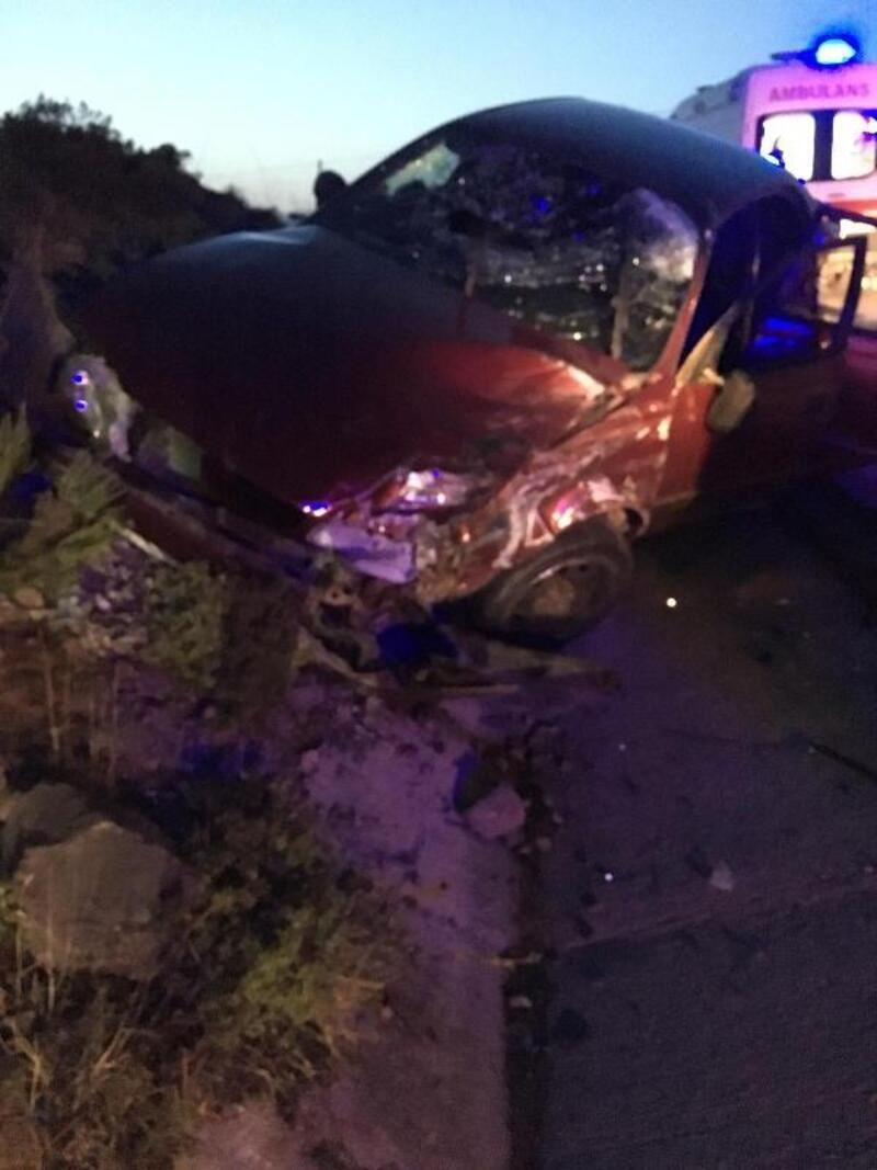 Körfez'de kaza: 6 yaralı