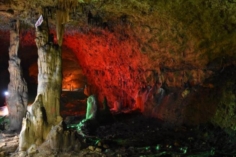 İncesu Mağarası'nda şifa arıyorlar