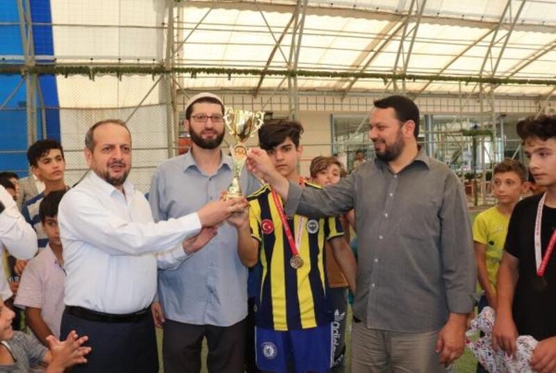 Midyat'ta futbol turnuvası