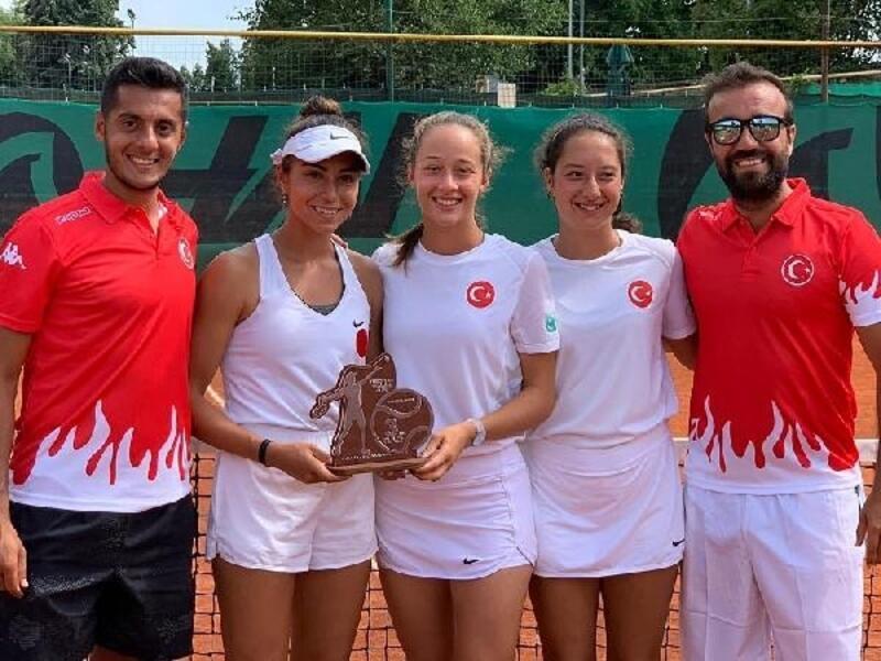 Teniste Avrupa Yaz Kupası finallerinde ilk rakip İspanya