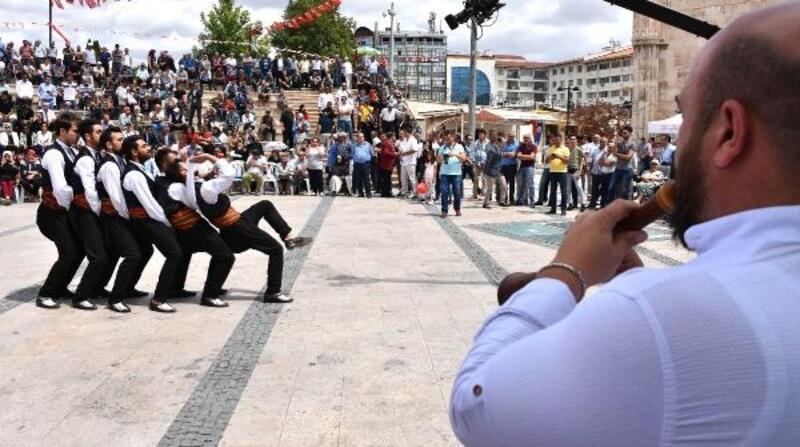 Sivas'ta 'Gardaşlık Festivali' coşkusu