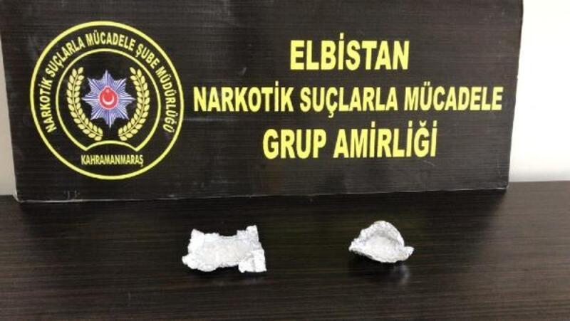 Kahramanmaraş'ta uyuşturucu madde operasyonu: 4 tutuklama
