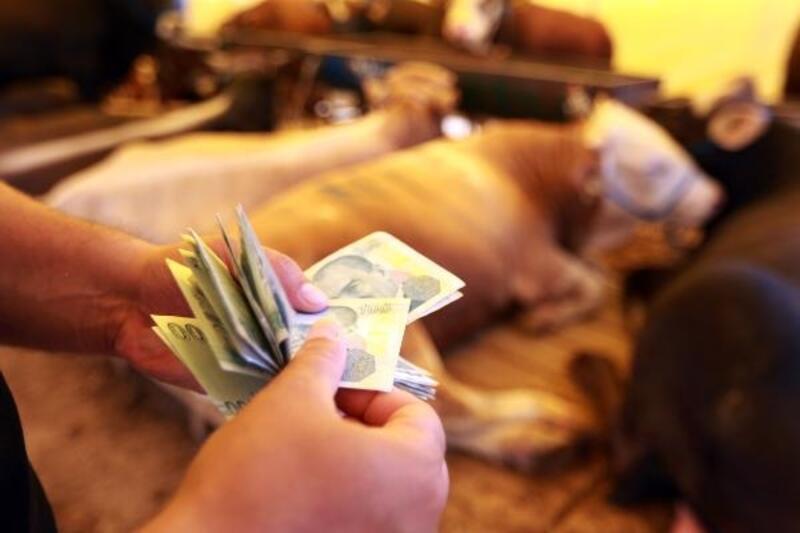 Yenimahalle'de zabıtadan 'sahte para' uyarısı