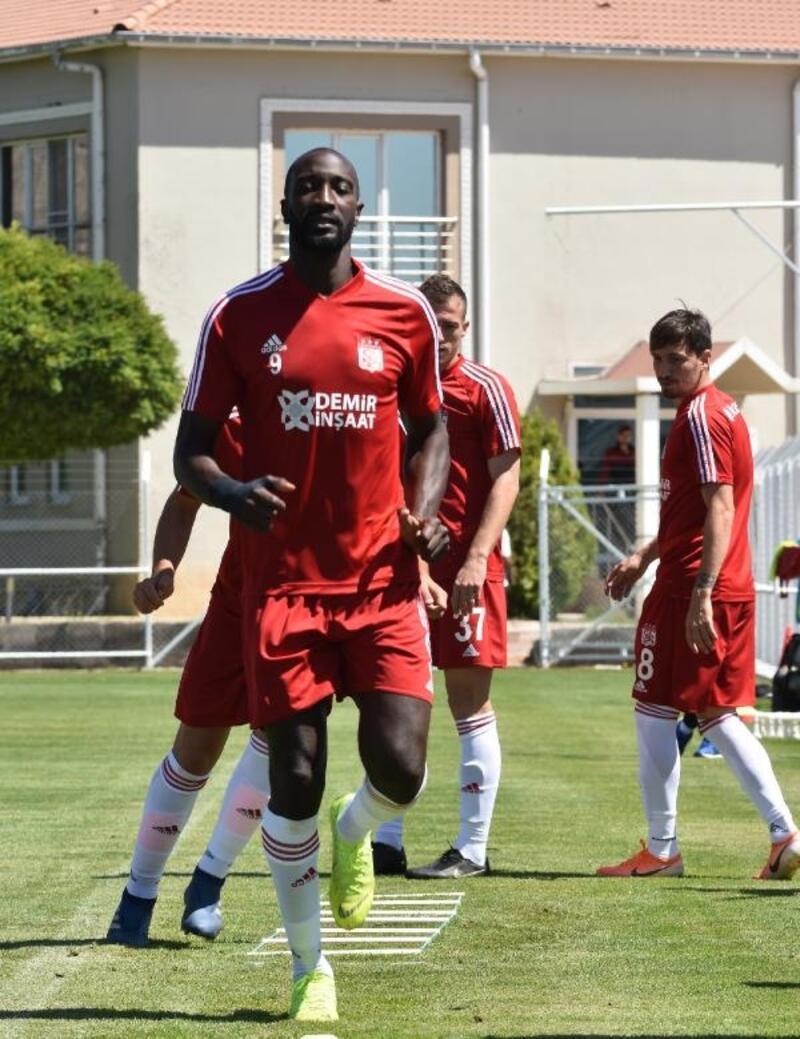 Demir Grup Sivasspor hazırlıklarına devam etti