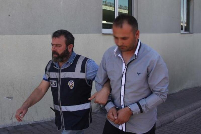 TIR'da yüklü 8 makara bakır teli satan şoföre gözaltı