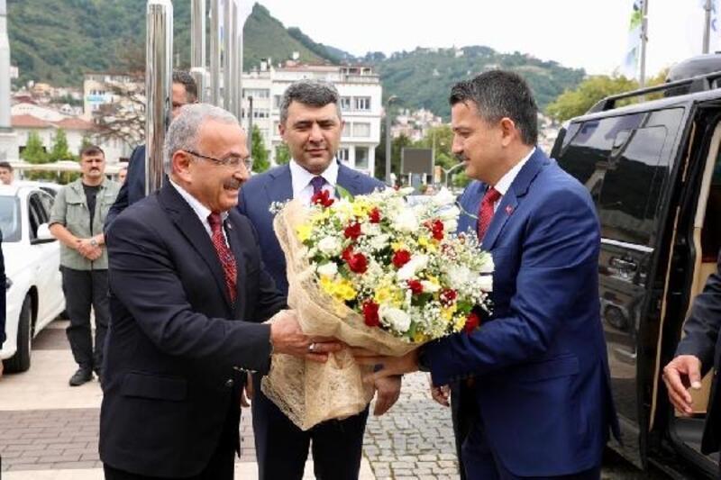 'Fındık Alanında Stratejik İşbirliği Deklarasyonu' imzalandı