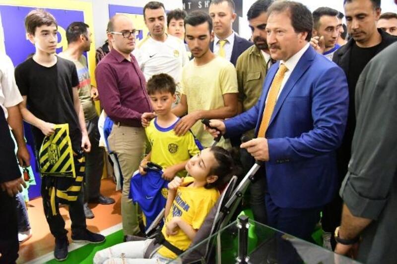 MKE Ankaragücü Store açıldı