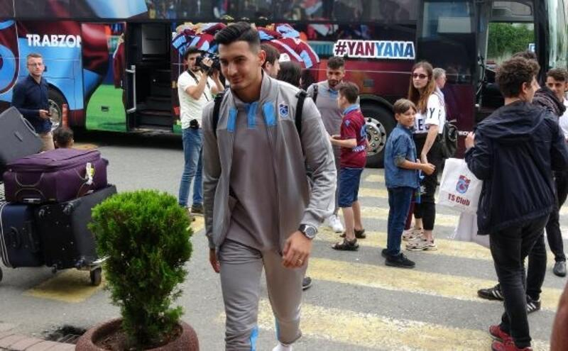 Trabzonspor, Prag'a gitti