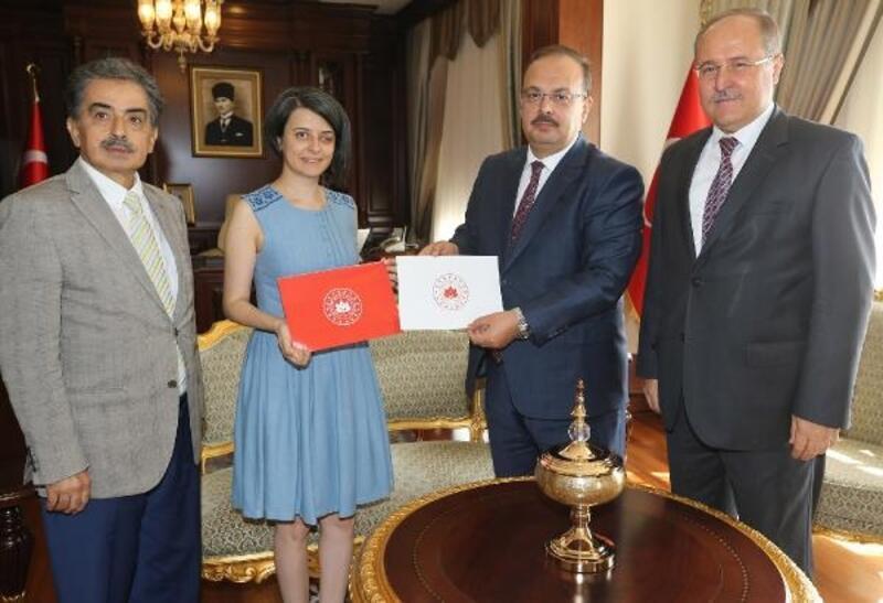 Bursa Valiliği'nin yeni logosu tanıtıldı