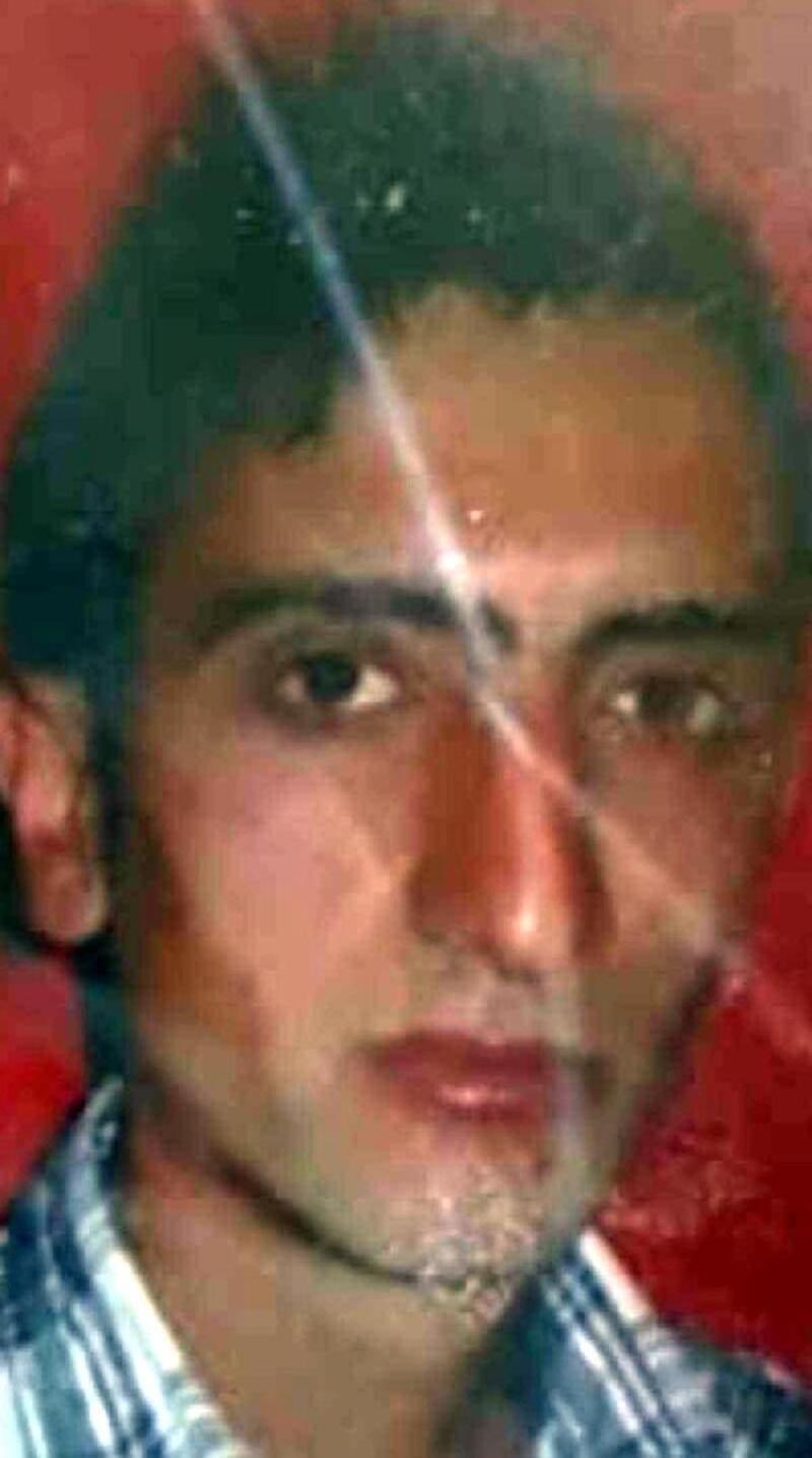 İnşaatta iple asılı bulunan Bilgehan intihar etmiş