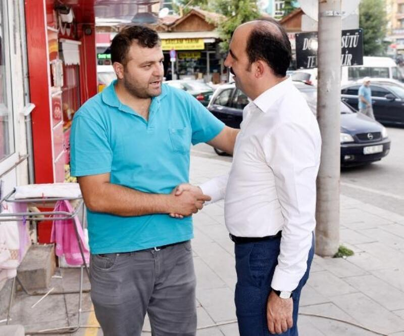 Konya Büyükşehir Belediye Başkanı Altay, ''Aşkla çalışmaya devam edeceğiz