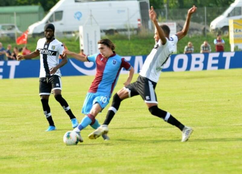 Trabzonspor'un Avrupa yolculuğu Prag'da başlıyor