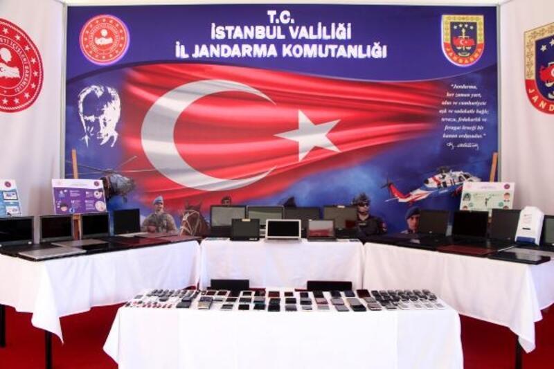 43 milyonluk dolandırıcılık yapan örgüt jandarma operasyonuyla çökertildi