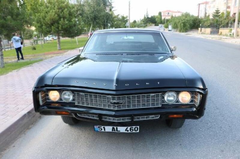 Süleyman Demirel'in ilk otomobili, Niğde'de satışta