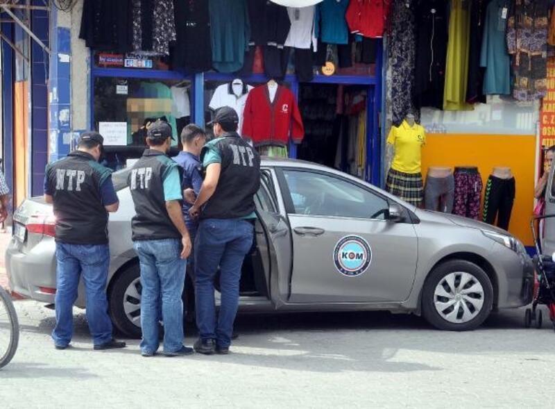 Temmuz'da aranan 1058 kişi yakalandı, 72'si tutuklandı