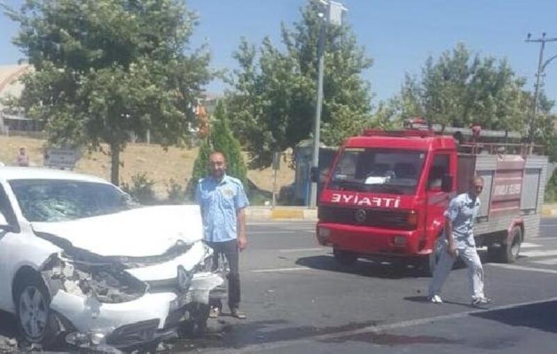 Kovancılar'da kaza: 3 yaralı