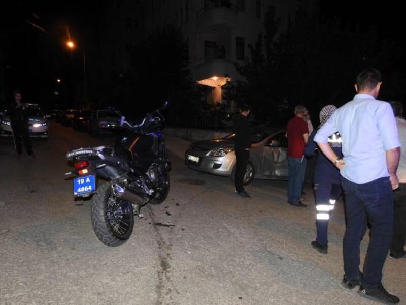 Yunus ekibi, şüpheli araç takibinde kaza yaptı: 1'i polis, 2 yaralı