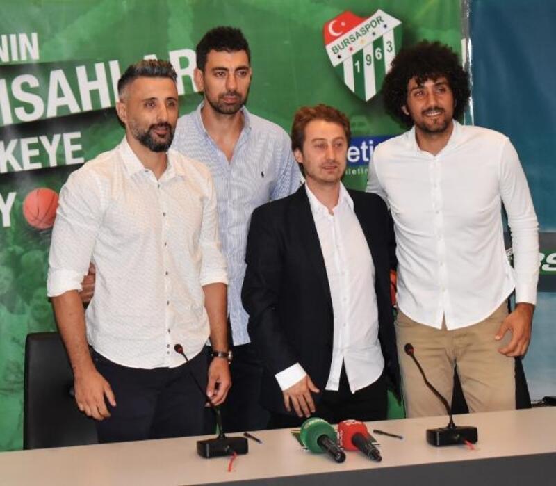 Bursaspor Basketbol'da Serkan Erdoğan dönemi