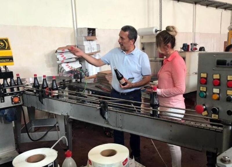 Tarsus Belediyesi'nden şalgam denetimi