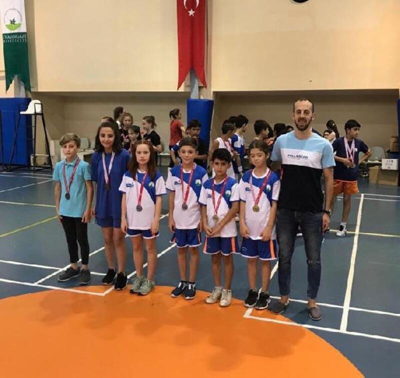Osmangazi Belediyespor 5 kategoride şampiyon
