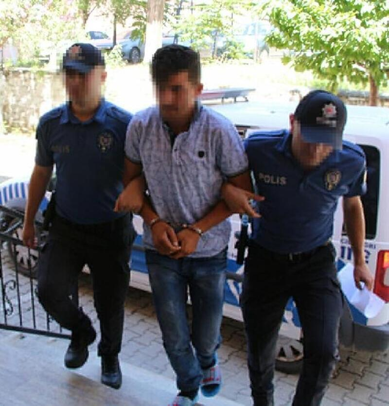 14 yaşındaki kıza cinsel istismar şüphelisi tutuklandı