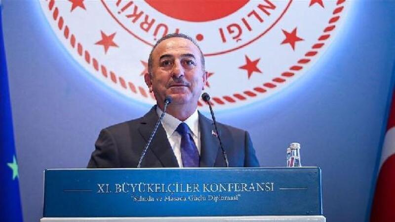 Çavuşoğlu: Güvenli Bölge'nin Münbiç yol haritasına dönüşmesine müsaade etmeyeceğiz
