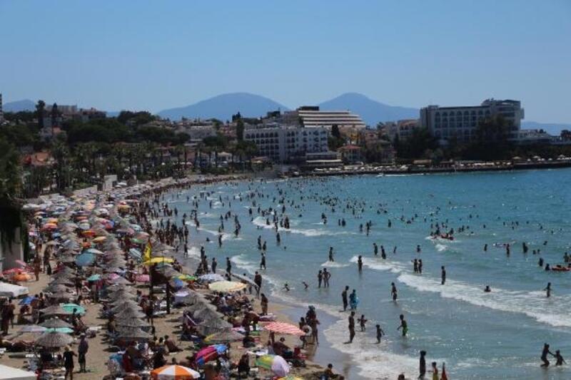 Kuşadası'na 1 milyon turist bekleniyor